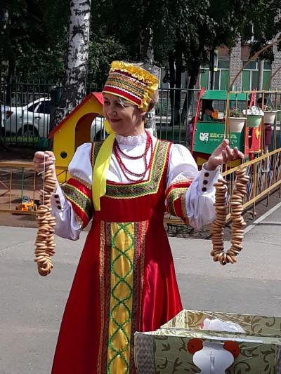 День России, день родной страны!