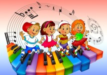 Объявление о наборе в Детскую школу искусств