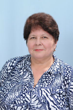 Терентьева Людмила Павловна